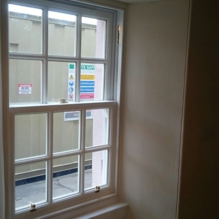 Sash & Case Windows
