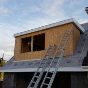 Dormer Build